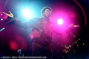 Charles Bradley at Vinyl by Michael L. Smith