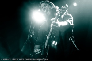Chuck Ragan at Vinyl by Michael L. Smith