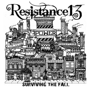 Surviving the Fall CD cover