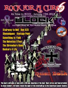 rock for a cure
