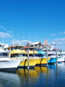 Olin Marler Boats