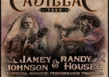 Jamey Johnson and Randy Houser's Country Cadillac Tour